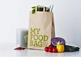 Dịch vụ in túi giấy đựng thực phẩm sạch và chất lượng nhất