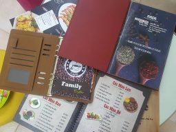 In menu bìa cứng chuyên nghiệp uy tín tại đâu?