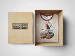 Nơi in hộp giấy đựng quần áo thời trang chất lượng, giá rẻ